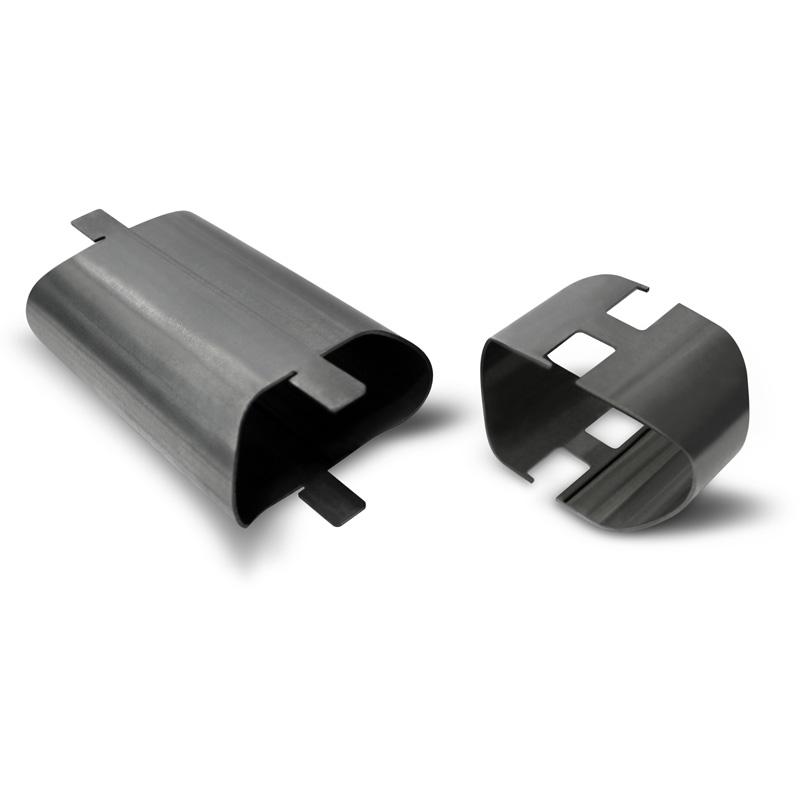Tubos de Aço Cortados A Laser Lego H