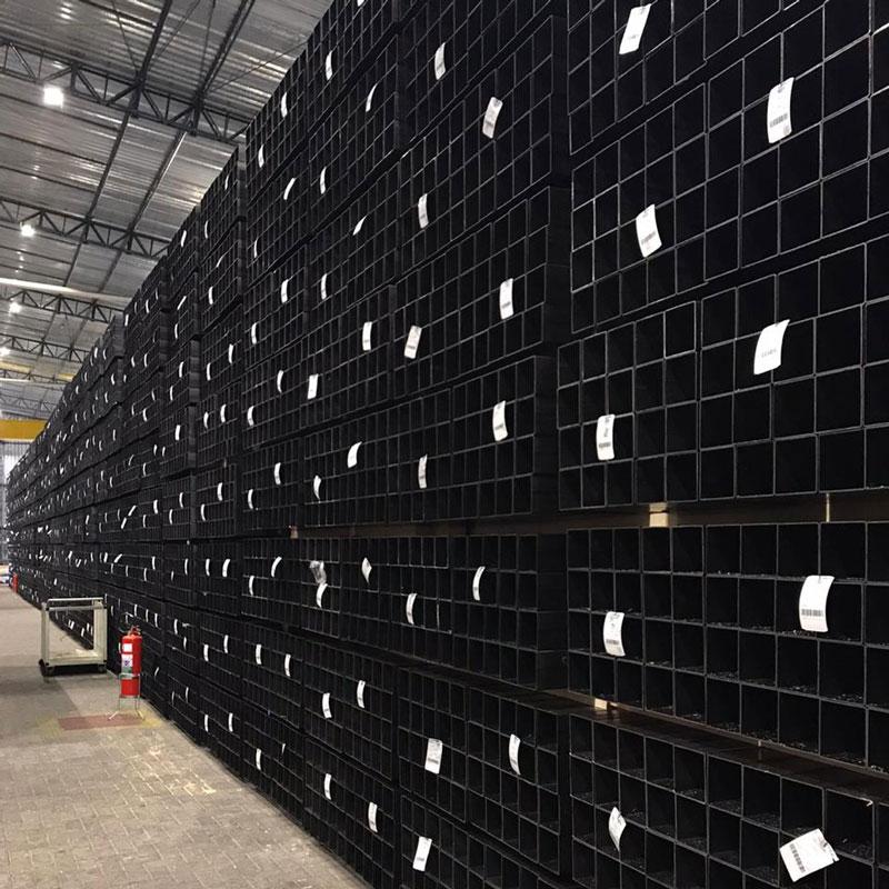 Tubos  de Aço Quadrados SAE-1006/1010 NBR 6591