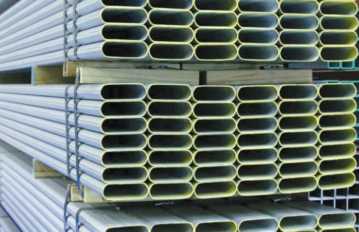 Tubos de Aço Oblongos SAE-1006/1010 NBR 6591